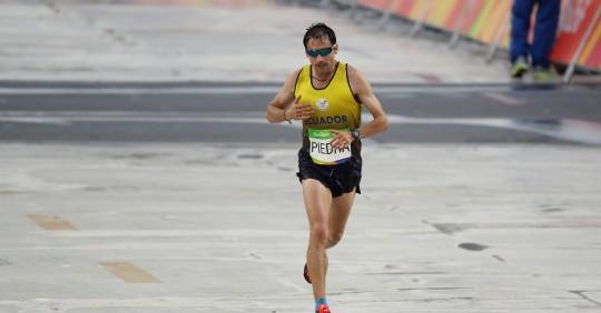 Ecuador enviará siete atletas al Mundial de Medio Maratón en Polonia / Foto: EFE