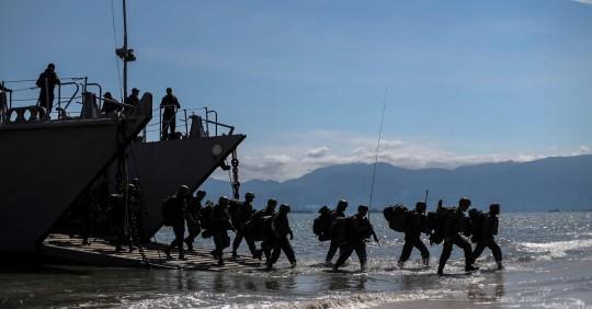 Armadas de 9 países participarán en ejercicio Unitas en costas de Ecuador / Foto: EFE