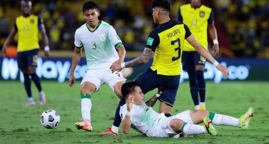Ecuador recuperó el tercer puesto en las eliminatorias a Qatar 2022 / Foto: EFE