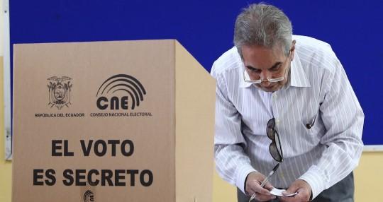 El CNE y la ONU lanzan una campaña contra la desinformación electoral / Foto EFE