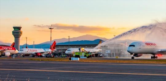 Ecuador elimina el impuesto a la salida de divisas a las líneas aéreas / Foto: Aeropuerto de Quito