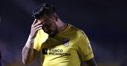 Hernán Galíndez reemplaza a Johan Padilla en la selección / Foto: EFE