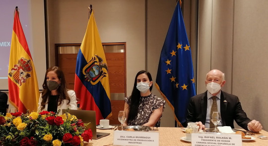 Ecuador reduce aranceles de 667 subpartidas para incentivar la productividad / Foto: EFE