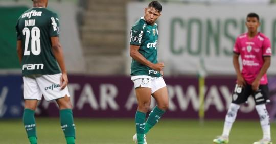 Independiente del Valle cayó goleado 0-5 en Brasil / Foto: EFE