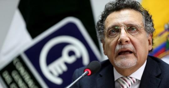 Ratifican prisión preventiva contra Pablo Celi / Foto: EFE