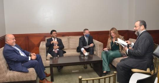 Mauricio Pozo buscará en EEUU ayuda para el sector privado / Foto: EFE