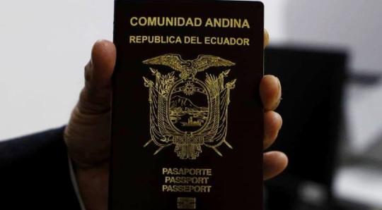 ¿En qué puesto se encuentra el pasaporte ecuatoriano? / Foto: Google Images