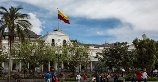Autoridades de Ecuador y otros 5 países realizaron una operación contra la pornografía infantil/ Foto: foto cortesía Cancillería