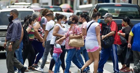 Ecuador registra 148.171 positivos y 12.235 fallecidos por COVID-19 / Foto: EFE