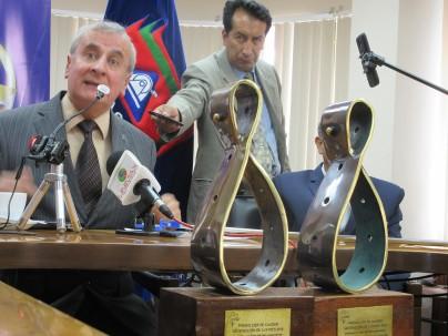 Los premios fueron entregados en la convención de altos ejecutivos en Argentina. Foto: El Heraldo