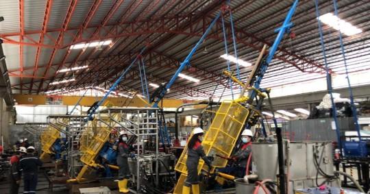 Cascabel está entre los principales proyectos mineros del mundo / cortesía de SolGold