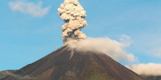 Getty - Volcán Reventador. Foto: Metro Ecuador