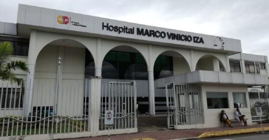 Un nuevo caso de sicariato ocurrió en Lago Agrio / Foto: Ministerio de Salud