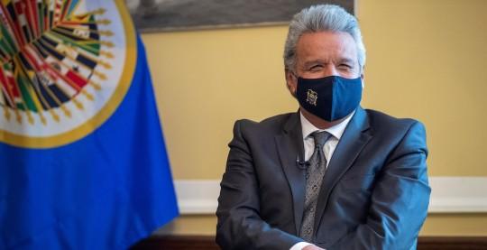 La ineludible apuesta de EE.UU. en Ecuador queda en manos del votante / foto EFE