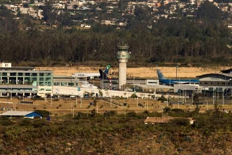 Ecuador habilita frecuencias aéreas al cien por cien en todos los vuelos. Foto / EFE