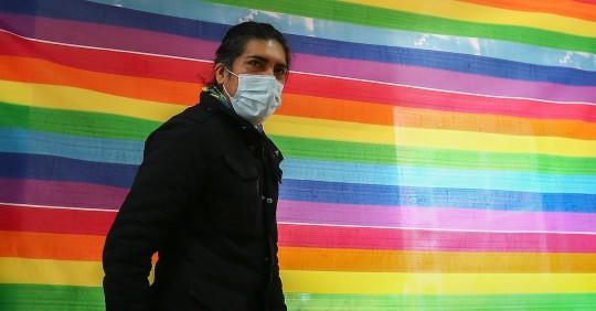 Quito se refuerza para la marcha indígena que pide el recuento de votos / Foto EFE