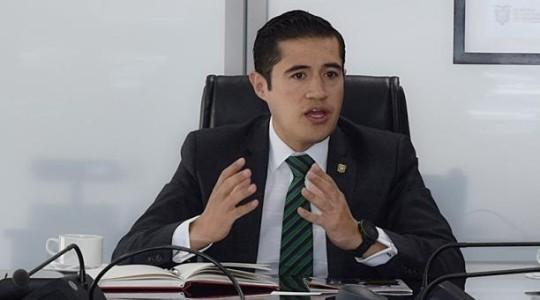 El ministro de Finanzas, Richard Martínez, viajó a Washington, en donde mantendrá reuniones con el FMI. Foto: Flickr Ministerio de Economía y Finanzas