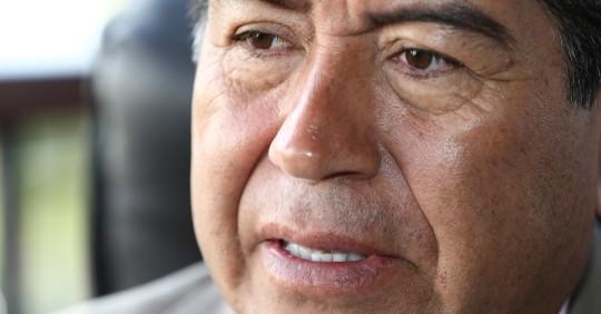Fiscalía pide prisión preventiva para Jorge Yunda / Foto: EFE