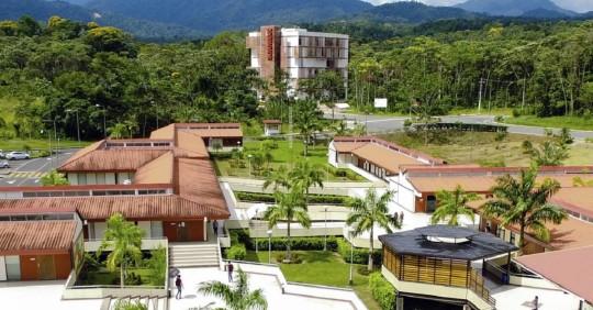 Irregularidades en la Universidad Ikiam son denunciadas en la Asamblea / Foto: cortesía Ikiam