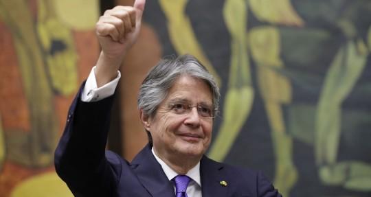 Guillermo Lasso realizará una visita oficial a México desde el lunes / Foto: cortesía Presidencia