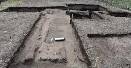 Arqueología: 12 osamentas fueron halladas en Mulaló / Foto: EFE