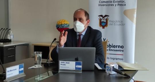 """La sanción china es """"puntual"""" a dos empresas de Ecuador, dice ministro / Foto: EFE"""