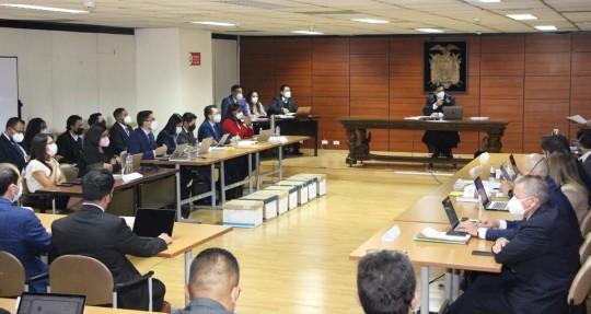 Fiscalía pide prisión preventiva para dos exministros de Rafael Correa / Foto: cortesía Fiscalía General