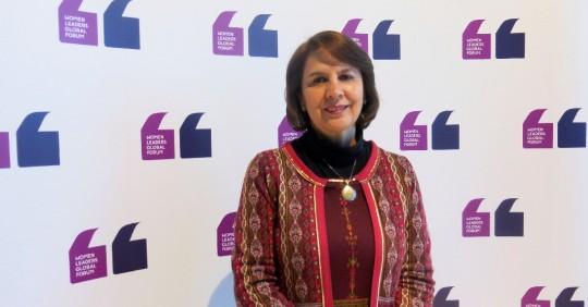Expresidenta Arteaga pide a Ecuador que no formalice su candidatura a la ONU / Foto: EFE