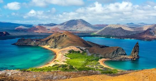"""Ecuador y Costa Rica lanzan expedición por """"migravía"""" de Coco a Galápagos / Foto: Shutterstock"""