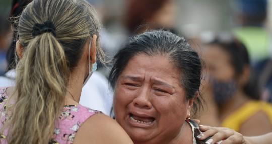 Ecuador intenta descifrar la matanza del martes dentro sus prisiones / Foto EFE