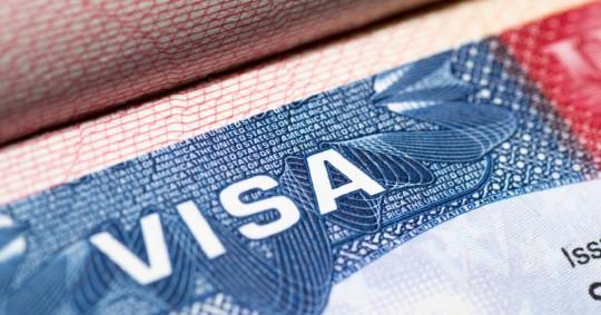 Visas a EE.UU. podrán ser renovadas sin entrevista en Ecuador / Cortesía de la Embajada de Estados Unidos
