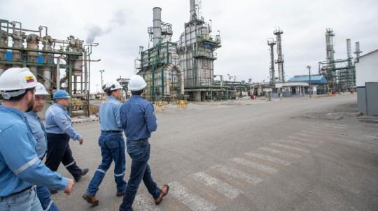 Petroecuador contrató  al Consorcio Insigne para vigilar sus instalaciones