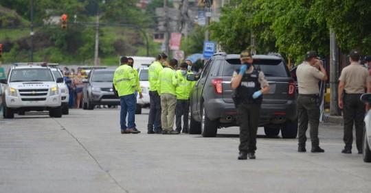 Conmoción en el país por el asesinato de presentador de TV en Guayaquil / Foto: Ecuavisa