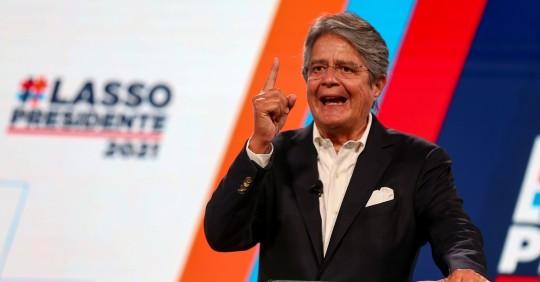 Guillermo Lasso promoverá el capital semilla para alentar el emprendimiento / Foto: EFE