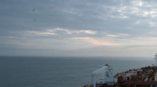 Las autoridades registraron un derrame de petróleo en el mar de la costa de Esmeraldas. Foto: Archivo/ EL COMERCIO