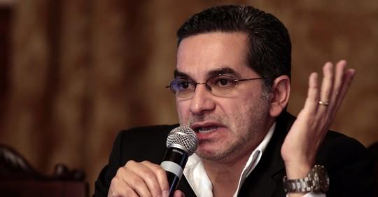 Justicia de Ecuador declara inocente de malversación a Fernando Alvarado / Foto: EFE