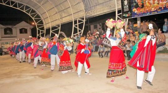 La danza tuvo un espacio fundamental en el festival. Foto: La Hora