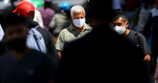Ecuador reporta 122.257 positivos y 11.029 fallecidos por la COVID-19 / Foto: EFE