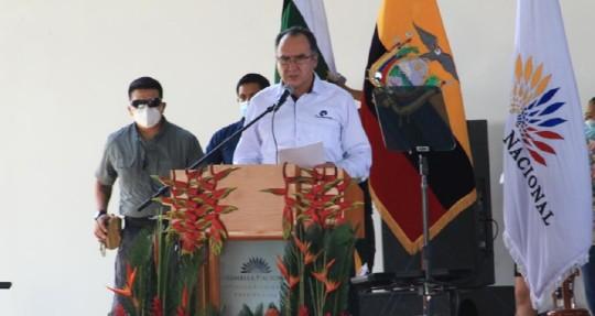 USD 112,4 millones para el desarrollo de 52 ferias inclusivas / Foto: cortesía Petroecuador