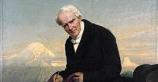 Recogen en libro expedición de Humboldt por la antigua provincia de Guayaquil / Cortesía del Ministerio de Turismo
