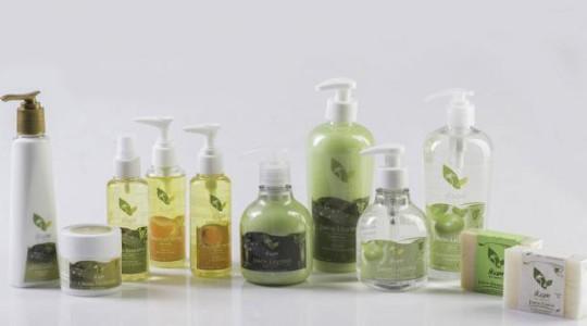 Ishpingo, ungurahua y hierbaluisa son las materias primas de la marca Ikiam. Foto: El Comercio