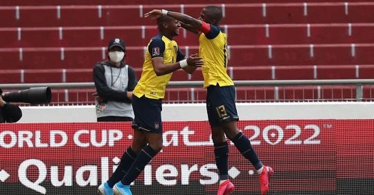 La selección ecuatoriana sufre tres bajas por Covid-19 / Foto: EFE