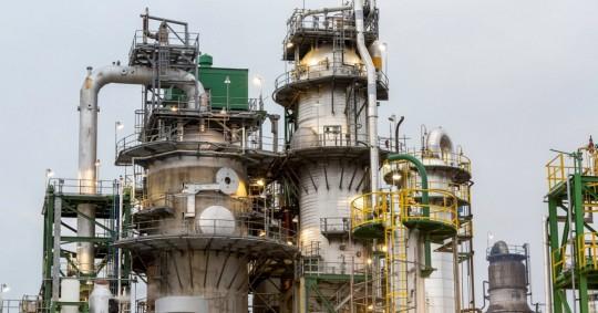 La refinería alcanzó el 100 % de su capacidad y que se estabilizará de acuerdo con las necesidades operativas. / Foto: EFE
