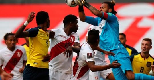 Ecuador no sumó puntos en las eliminatorias/ Foto: EFE