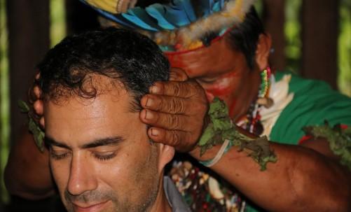 El turismo de la ayahuasca crece en la Amazonía de Ecuador / Foto: El Oriente