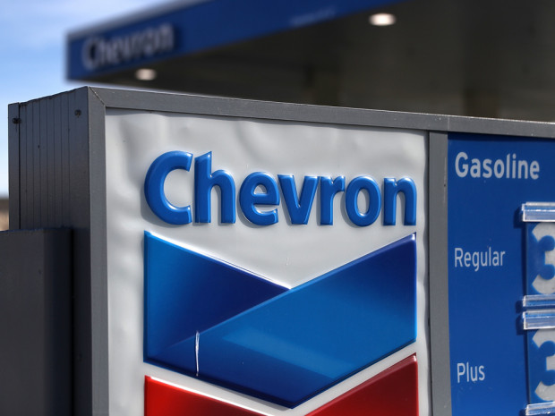 A Chevron gas station in Corte Madera, California. Photo: Financial Post