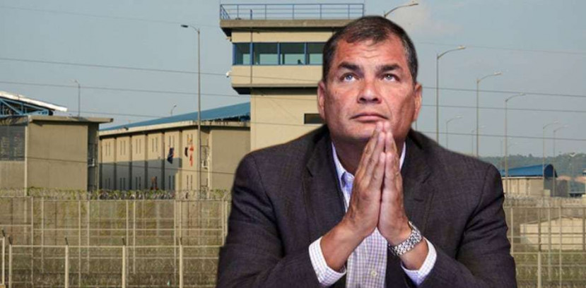 Rafael Correa allegedly issued an order to kidnap an opposition politician from Colombia, and bring him to Ecuador. Photo: PanAm Post