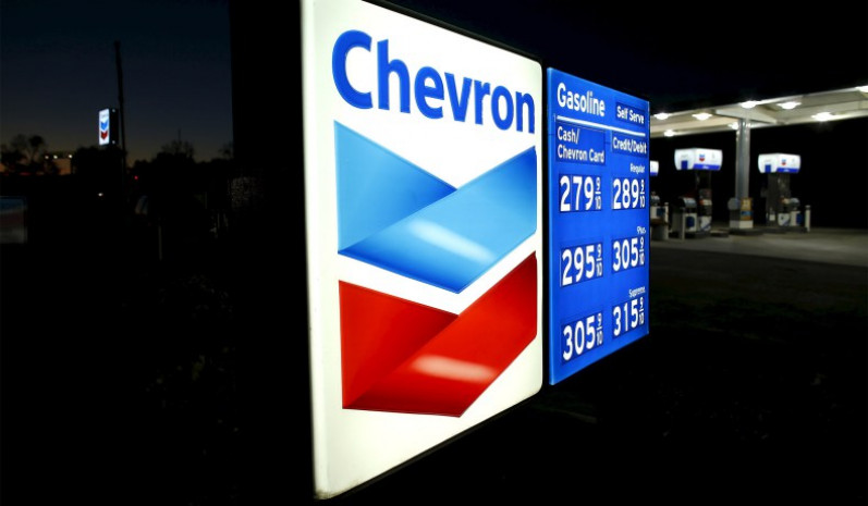 Chevron station in Cardiff, Calif. Photo: National Review