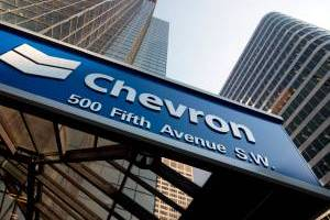 Chevron Canada is a distinct and separate legal entity from U.S.-based Chevron Corp., an Ontario judge has ruled Canadian Press