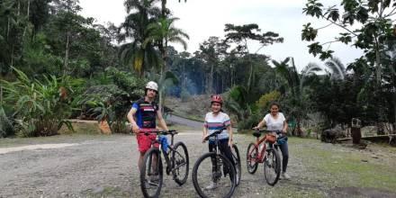 Los amantes del ciclismo tienen una cita en Palora / Foto: cortesía Ministerio de Turismo